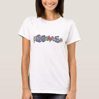 Camiseta Amor en la floración