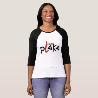 Camiseta Amor Plaka