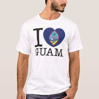 Camiseta Amor v2 de Guam