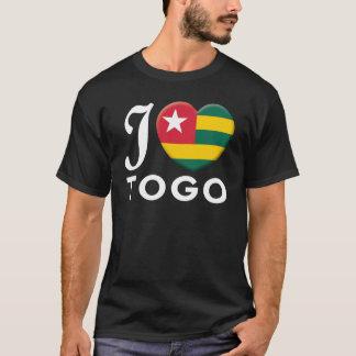 Camiseta Amor W de Togo