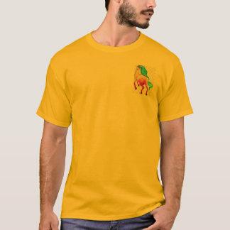 Camiseta Amor y floración