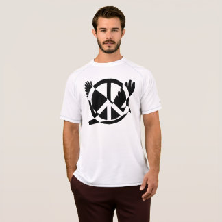 Camiseta Amor y paz