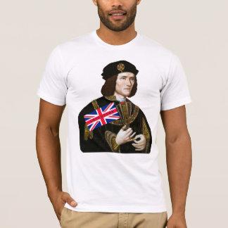 Camiseta Amores Leicester - Union Jack de rey Richard III
