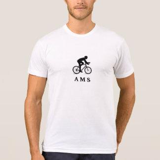 Camiseta AMS de ciclo holandés de Amsterdam