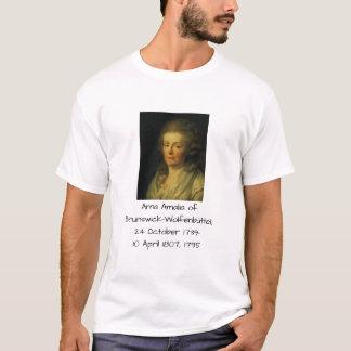 Camiseta Ana Amalia de Brunswick-Wolfenbuttel 1795