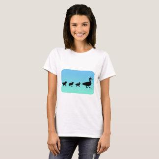 Camiseta Anadón de la madre y su cría