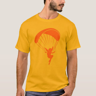 Camiseta anaranjada del duendecillo del
