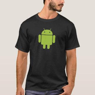 Camiseta Androide estándar