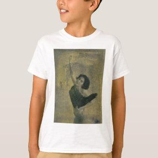 Camiseta Ángel con la arpa