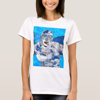 Camiseta Ángel de la natación