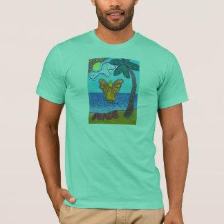 Camiseta Ángel de la playa de California
