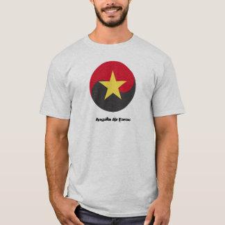 Camiseta Angola Air Force roundel/emblem amazing t-shirt