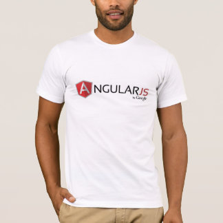 Camiseta angular de JS American Apparel