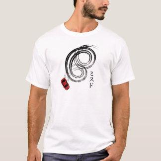 Camiseta Anillos de espuma de la deriva