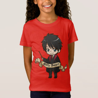 Camiseta Animado Harry Potter
