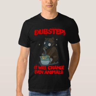 Camiseta ANIMAL de Dubstep