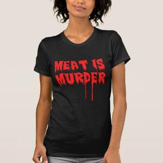 Camiseta animal de la liberación del vegano