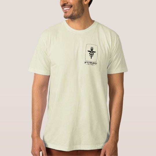 Camiseta Aniversario de Furst 50.o - esquema de los hombres