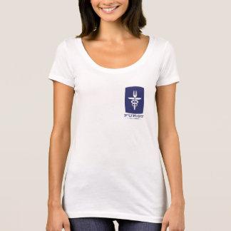Camiseta Aniversario de Furst 50.o - mujeres azules