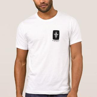Camiseta Aniversario de Furst 50.o - negro de los hombres