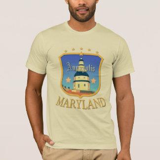 Camiseta Annapolis Maryland
