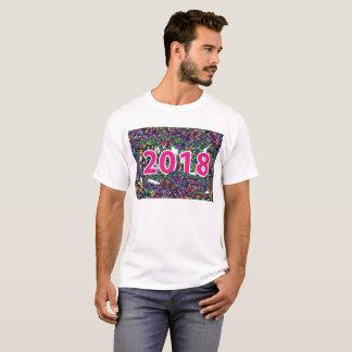 Camiseta Año Nuevo 2018