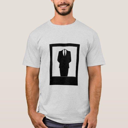 Camiseta Anónimo unido como uno