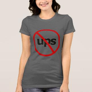 Camiseta anti de UPS