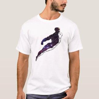 Camiseta anti del superhéroe