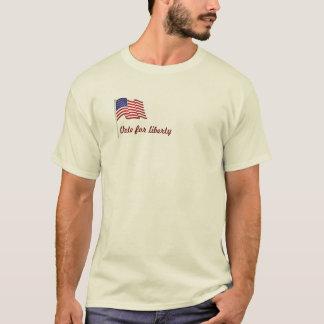 Camiseta Anti-Socialismo Ben Franklin