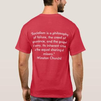camiseta Anti-socialista