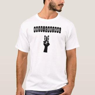 Camiseta Anticontrol Uncondemning 3 dedos altos