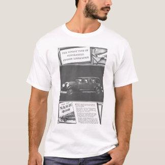 Camiseta Anuncio 1929 del vintage de Nash