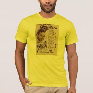 Camiseta Anuncio cómico 1926 del expositor de la película
