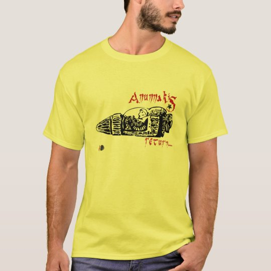 Camiseta anunnaki return