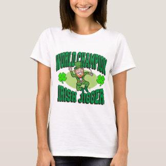 Camiseta Aparejo del irlandés del campeón del mundo