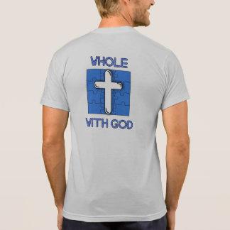 Camiseta Aparte por el pecado, entero con dios