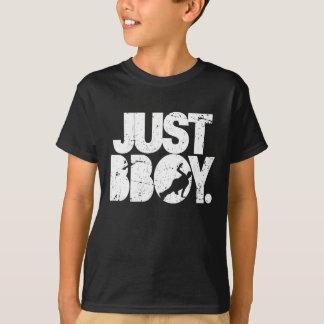 Camiseta apenas bboy - blanco apenado