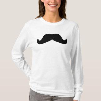 Camiseta Apenas bigote