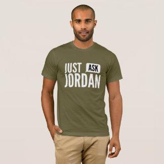 Camiseta Apenas pida Jordania