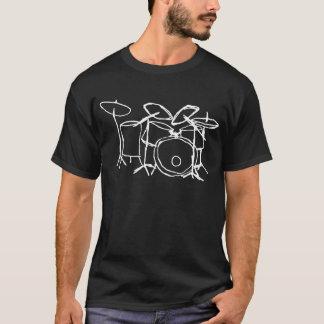Camiseta Apenas tambores