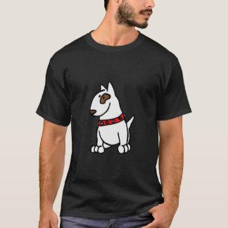 Camiseta Apenas tiranice en el negro - dibujo animado de