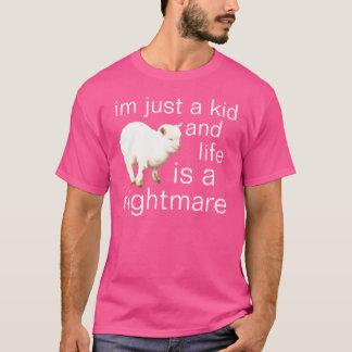 Camiseta apenas un niño