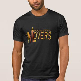 Camiseta apocalíptica del concierto de los amantes