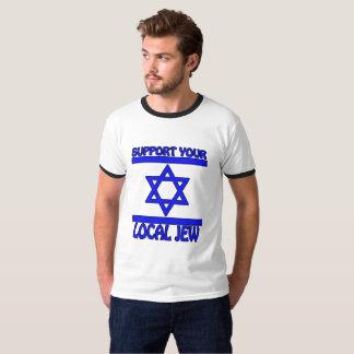 Camiseta Apoye a su judío local