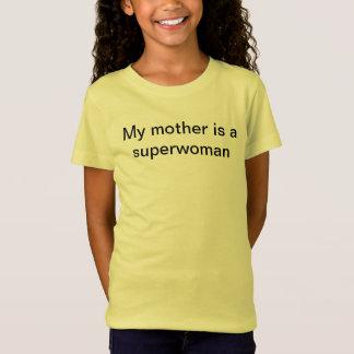 Camiseta Aprecíele madre