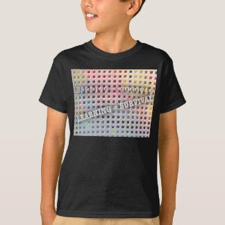 Camiseta Aprendizaje de supervivencia de los iguales