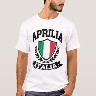 Camiseta Aprilia Italia