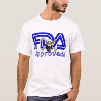 Camiseta Aprobado por la FDA