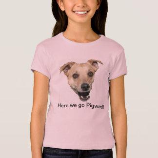 Camiseta ¡Aquí vamos Pigward!